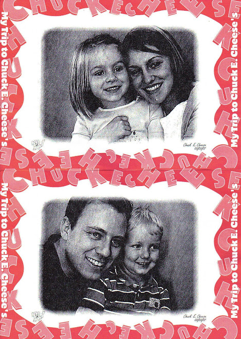 Fun at Chuck E Cheese's