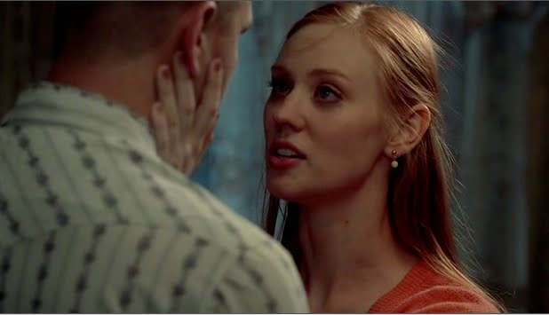 true blood bill and sookie kiss. true blood bill and sookie