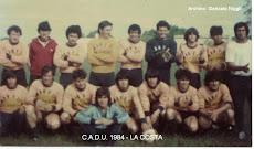 C.A.D.U. 1984