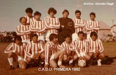 C.A.D.U. 1980 PRIMERA