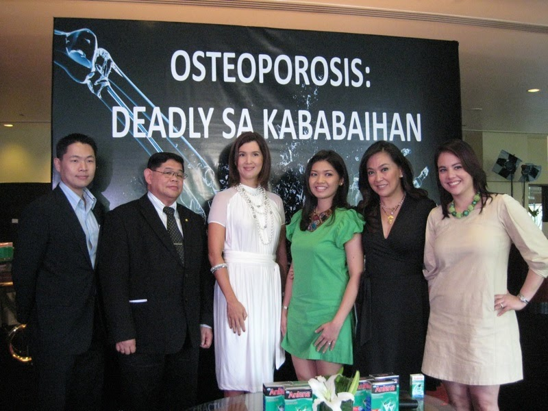 """The Philippine Beat: Osteoporosis: The """"Silent Killer"""" of ..."""