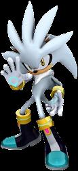 silver the hegdehog