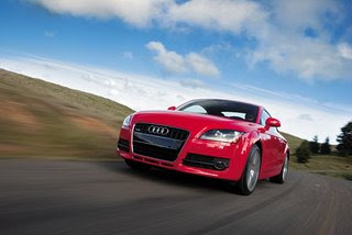 New Audi TT