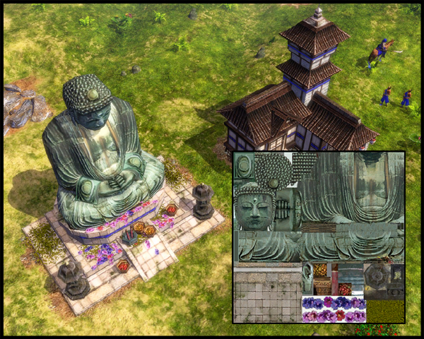 Great Buddha Building
