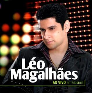 Baixar CD Capa Léo Magalhães   Ao Vivo Em Goiânia (2009)