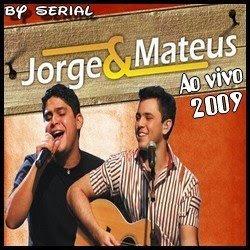 Baixar CD Capa Jorge e Mateus   Ao vivo (2009)