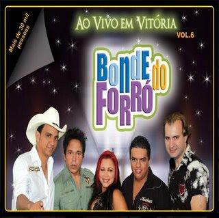 Baixar CD Capa BONDE DO FORRO   NOVO REPERTORIO (2009) AO VIVO BAHIA