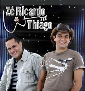 Baixar CD Capa Zé Ricardo e Thiago (Ao Vivo 2009)