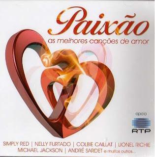Baixar CD Capa+Cd Paixão   As Melhores Canções De Amor 2 CDS