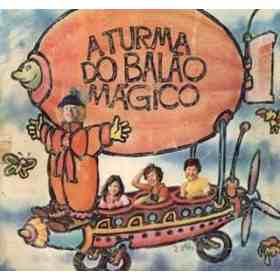 Baixar CD Capa+Cd A Turma do balão Mágico (1983)
