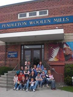 Homestead Wannabes Pendleton Underground Tours Field Trip