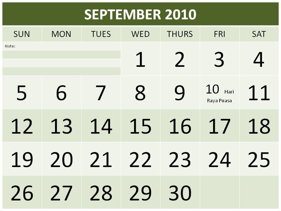 Preschool printable calendar pages for Austin Ques