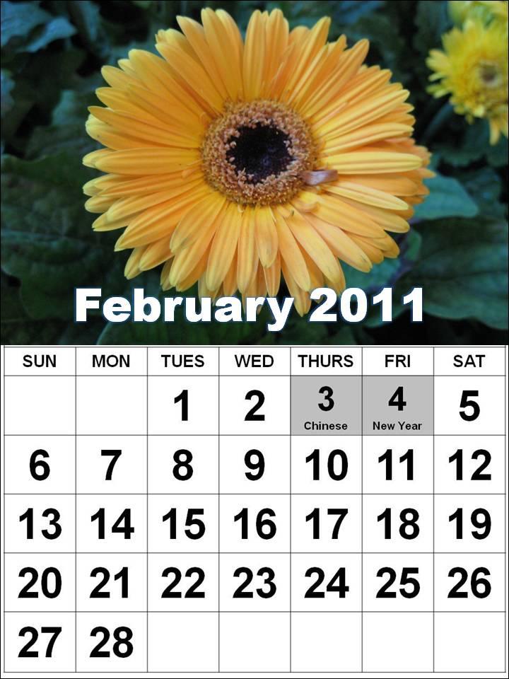 february 2011 calendar canada. february 2011 calendar with