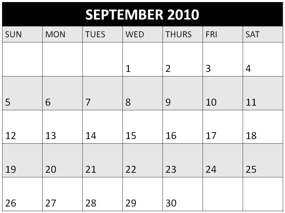 blank calendar 2010. lank calendars 2010. free