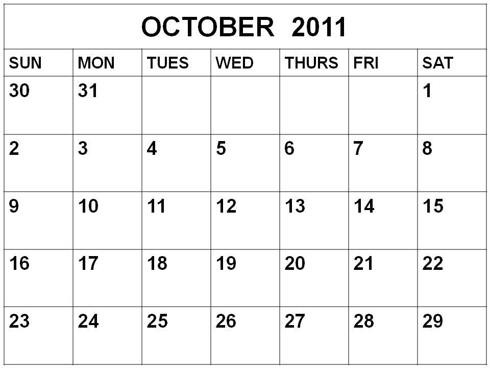 Wallalaf: Perpetual Calendar Template