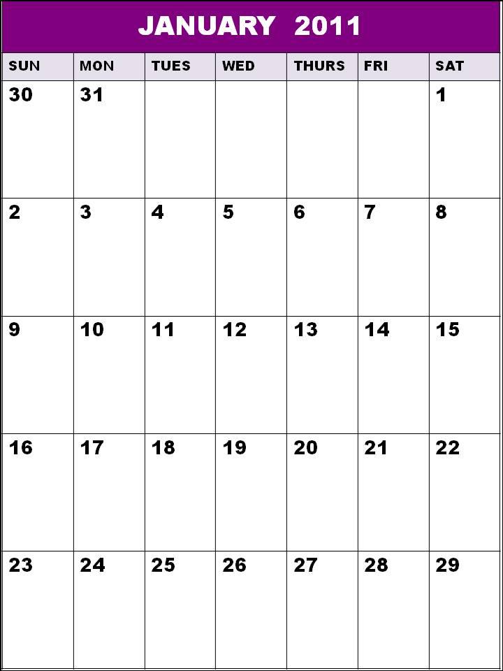 blank calendar 2011 australia. lank calendar 2011.