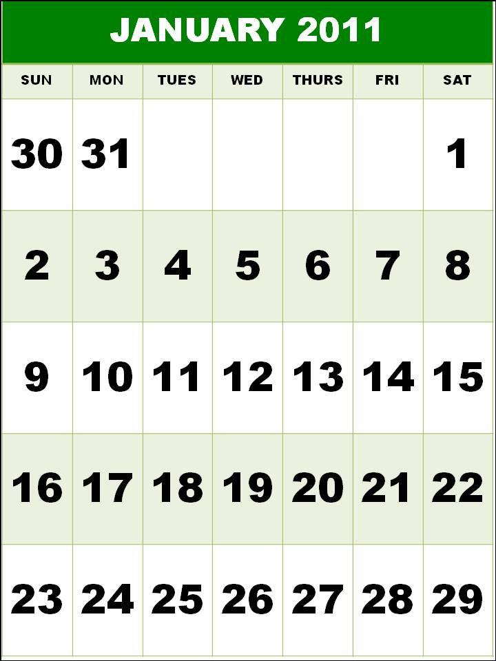 yearly calendar 2011 printable. mar 20, 2011 printable monthly