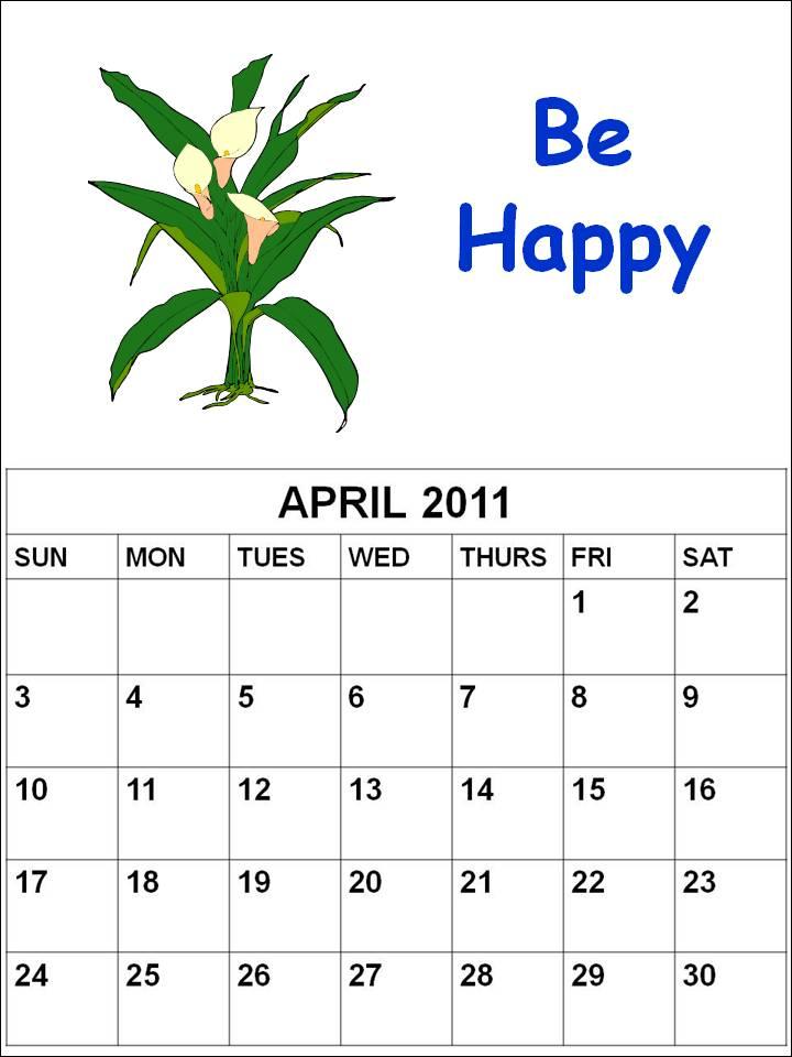 Cute calendar 2014 february