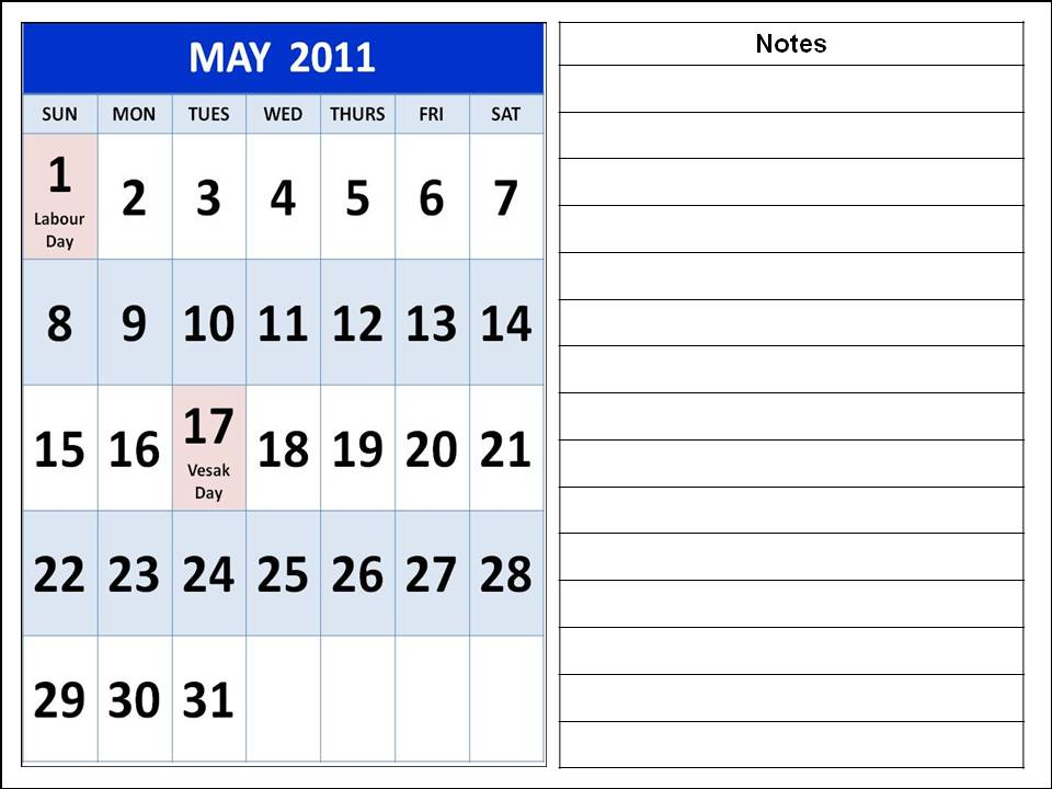 may calendar 2011 singapore. june 2011 calendar uk.