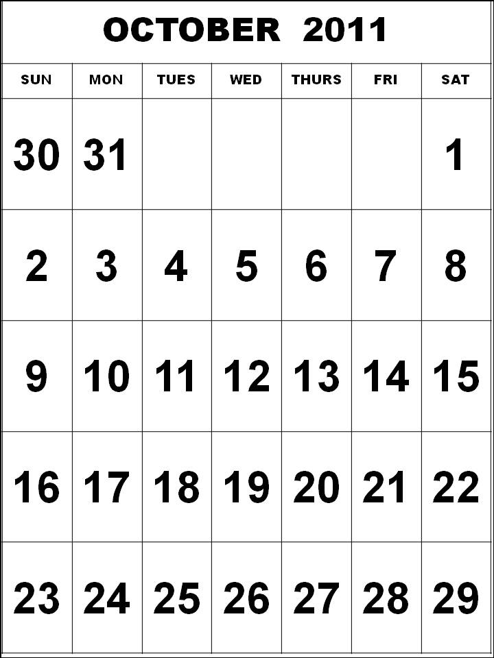 october 2011 calendar template. Calendar+october+2011