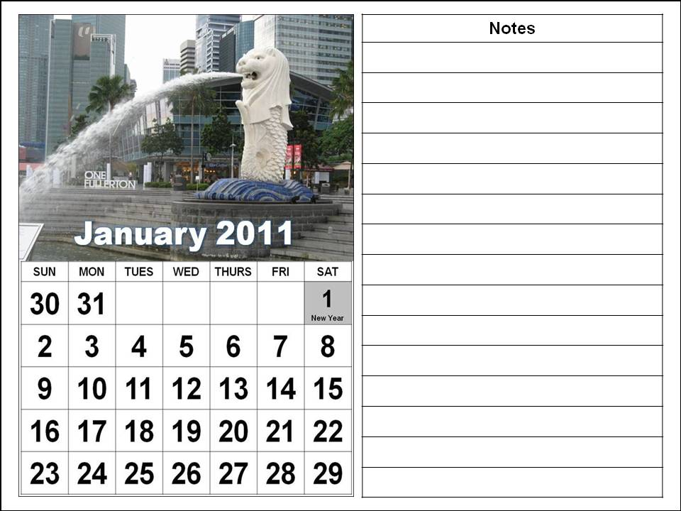 2011 calendar printable by month. printable 6 month calendar