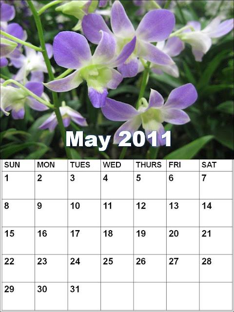may calendar 2011 blank. lank may calendar 2011.