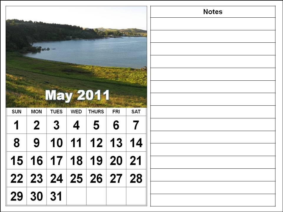 june 2011 calendar template. 2011 Calendar Template With