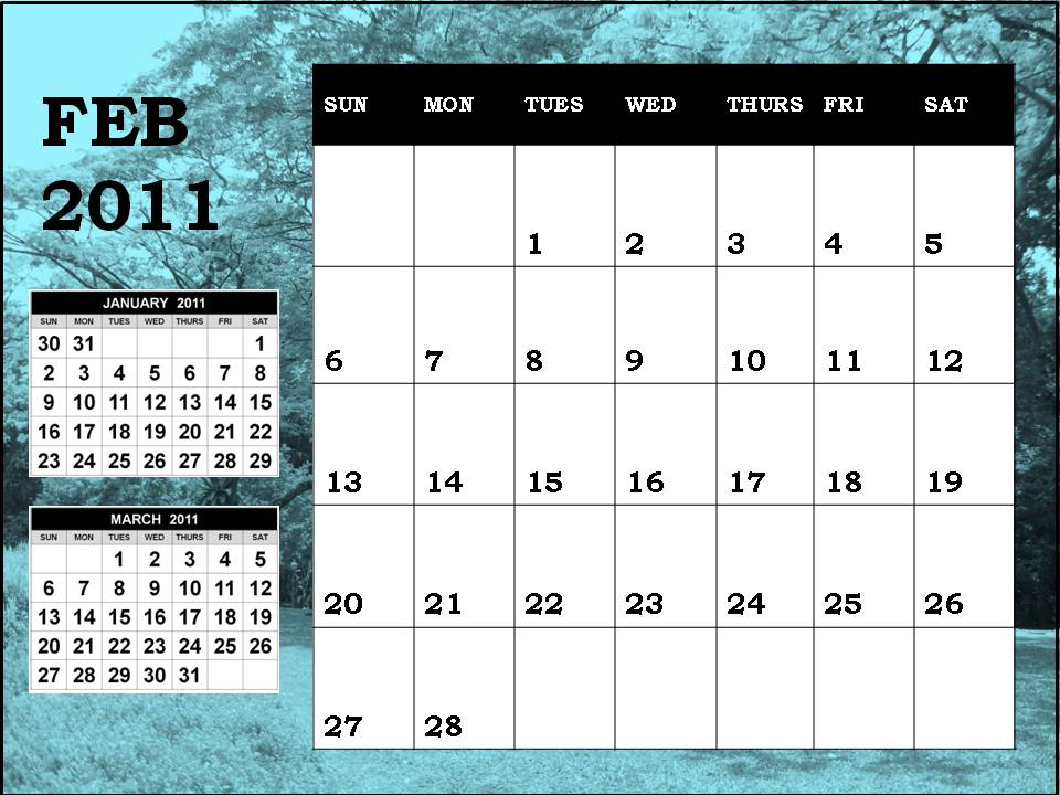 february calendar clip art. Year-long calendar holidays