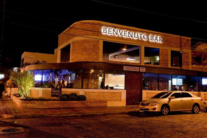 Fachadas de bares modernos fotos 56