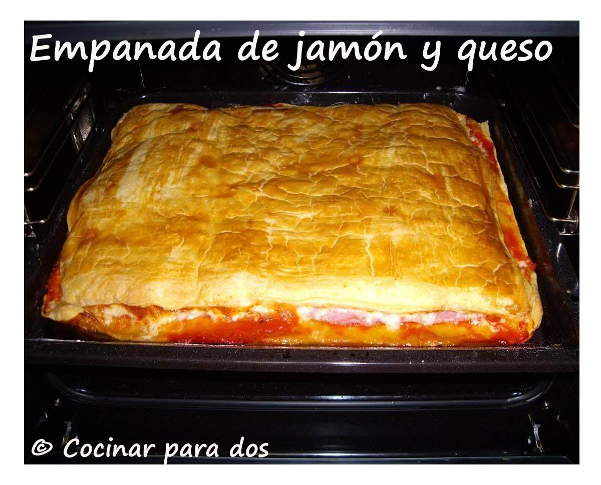 Empanadas De Pollo Con Jamon Y Queso