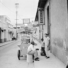 MY HOME TOWN CIRCA 1950