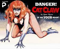 CatClaw...fullständigt sexfixerad serie som i stort sett gick ut på att tjejerna slogs, fick kläderna sönderrivna och sprang runt och visade tuttarna :)