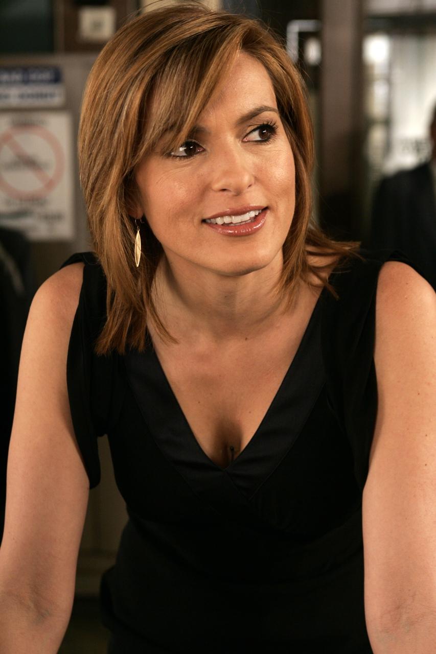 Mariska Hargitay as Olivia Benson