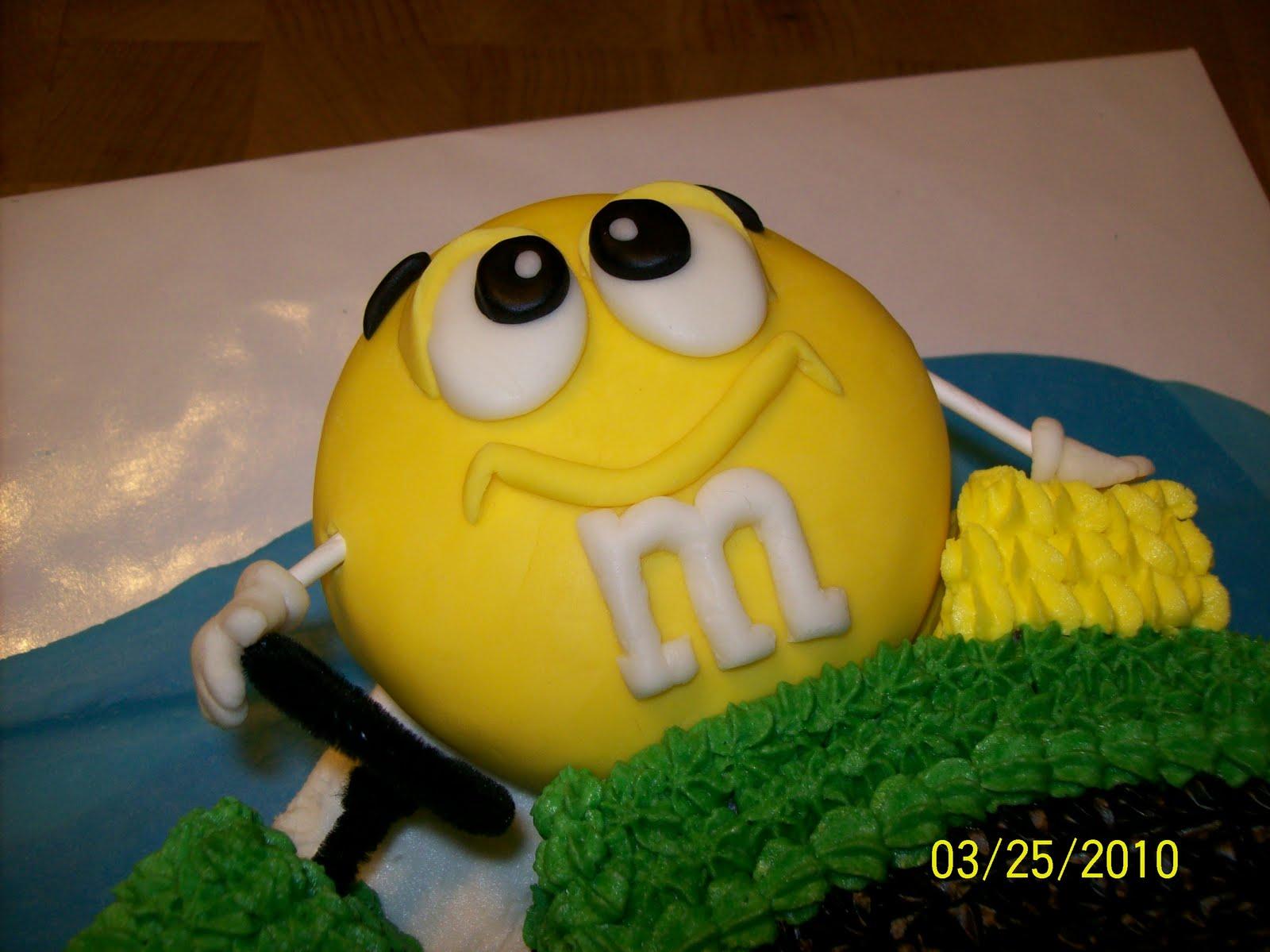 John Deere Edible Cake Toppers