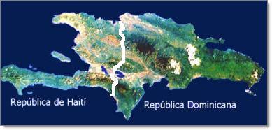 FRONTERA DOMINICANA Y HAITIANA