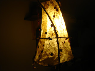 handmade light