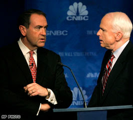 predicted president John McCain and Mike