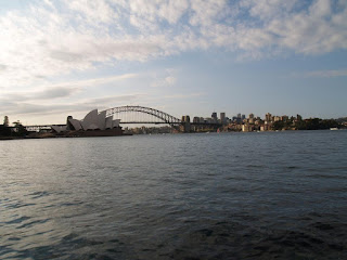 Harbour bridge e Opera House