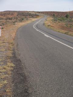 Outback tra Silverton e Broken Hill