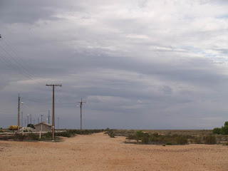 Nullarbor Plain: Cook