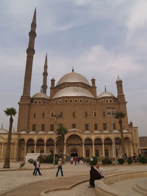 cairo: moschea di Mohammed Ali