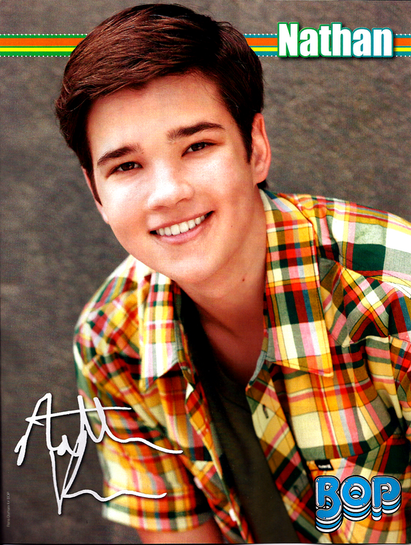 how old is nathan kress 2011. nathan kress 2011.