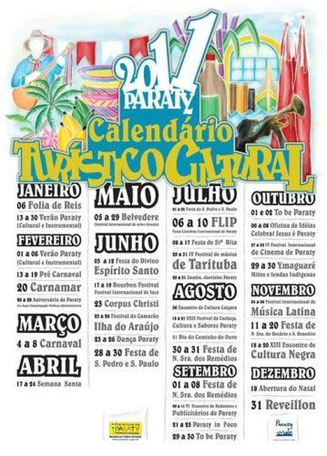 Calendário Cultural Turístico Cultural 2011