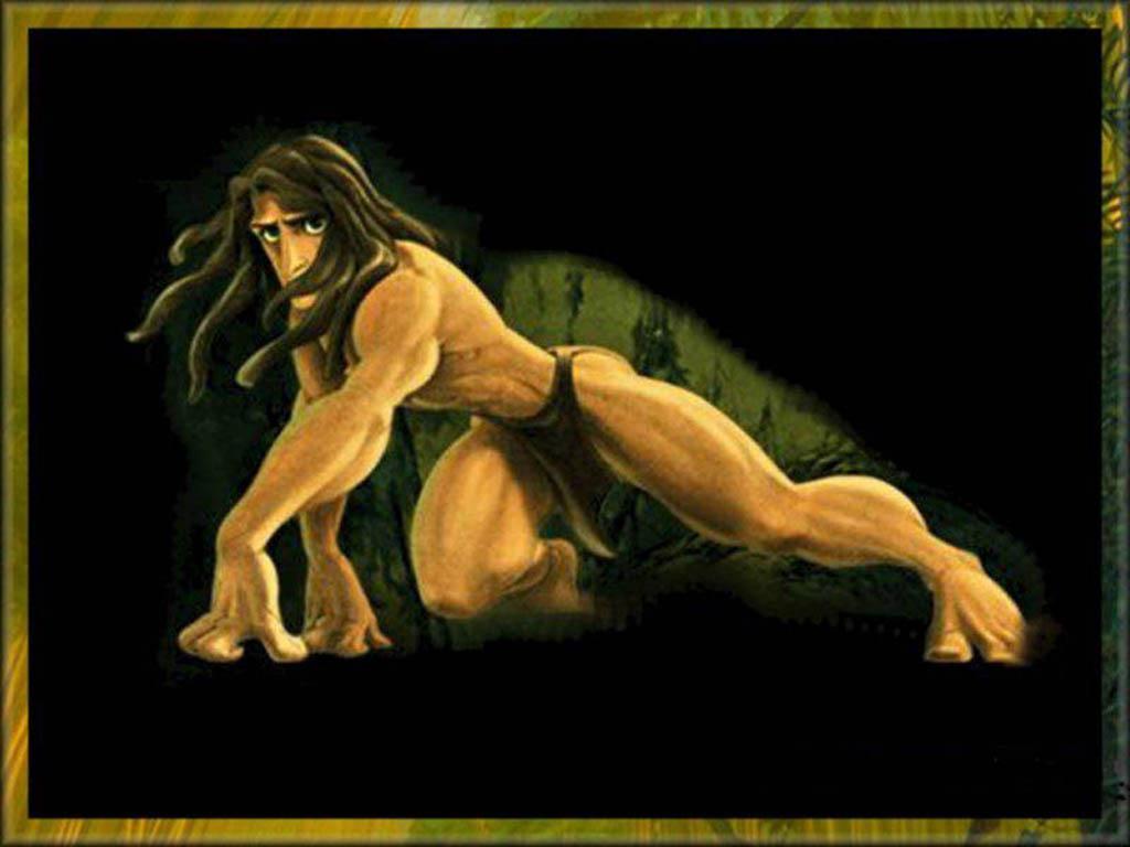 Dream World: Tarzan
