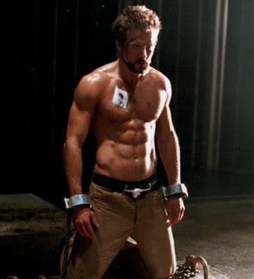 ryan reynolds shirtless blade. Shirtless Ryan Reynolds