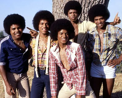 Pictures Of Michael Jackson When He Was Black. Michael (c) with the Jackson