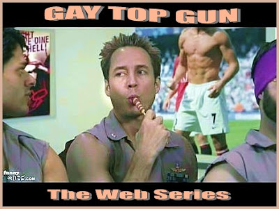Gay+Top+Gun+The+Web+Series+Episode+1+photo+titled+framed Ariana Richards Nude & Non Nude Pictures
