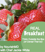 Real Breakfast: Think Outside the Box (of Cereal That Is!)