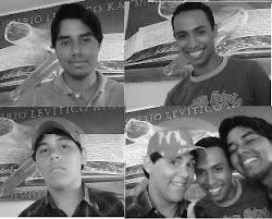 Diego, Enderson e Mário