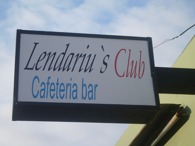 LENDARIU'S CLUB... Essa lenda não existe sem você!